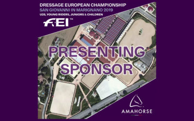 AmaHorse presents the European Youth Championship of Dressage 2019